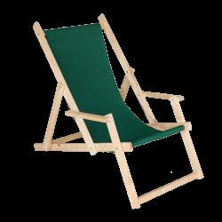 Leżak z podłokietnikiem