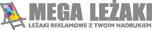 leżaki reklamowe z indywidualnym nadrukiem - megaLEZAKI.pl
